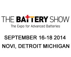 The Battery Show Conference & Expo for Advanced Batteries