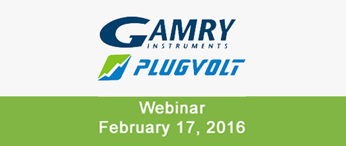 Gamry Hosted Webinar: EIS and Its Application to Battery Analysis
