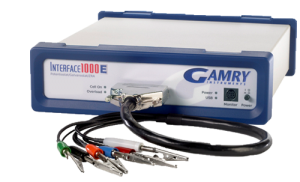 Gamry Potentiostat Interface 1000E with EIS Capability