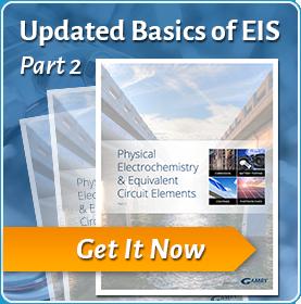 The Basics of Electrochemical Impedance Spectroscopy